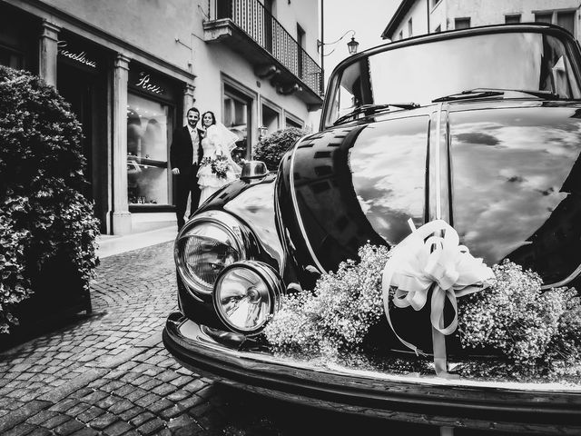 Il matrimonio di Marco e Laura a Asolo, Treviso 33
