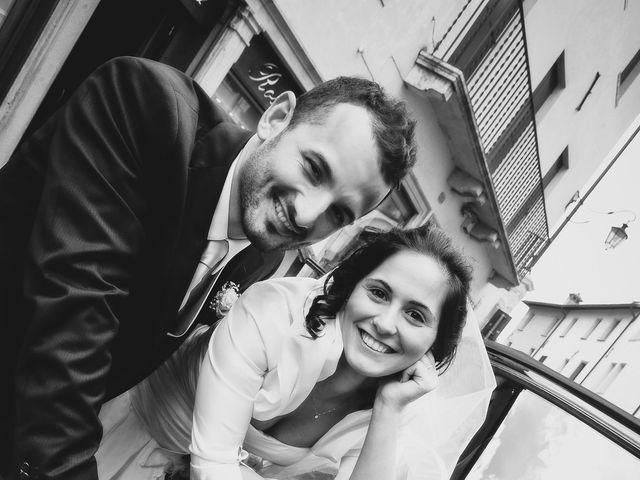 Il matrimonio di Marco e Laura a Asolo, Treviso 34