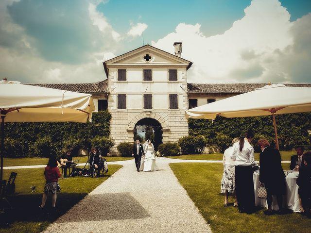 Il matrimonio di Marco e Laura a Asolo, Treviso 43
