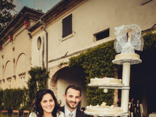 Il matrimonio di Marco e Laura a Asolo, Treviso 51
