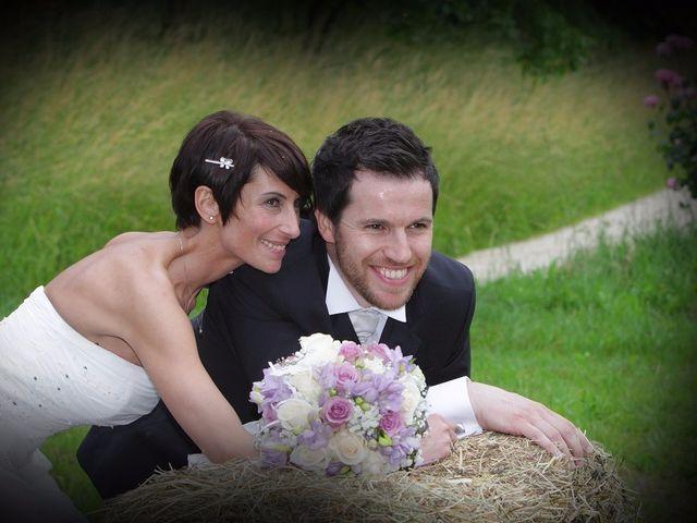 Il matrimonio di Alberto e Silvia a Muscoline, Brescia 18