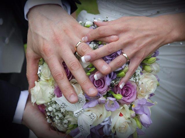 Il matrimonio di Alberto e Silvia a Muscoline, Brescia 20