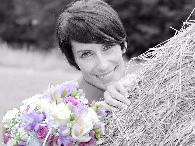 Il matrimonio di Alberto e Silvia a Muscoline, Brescia 21