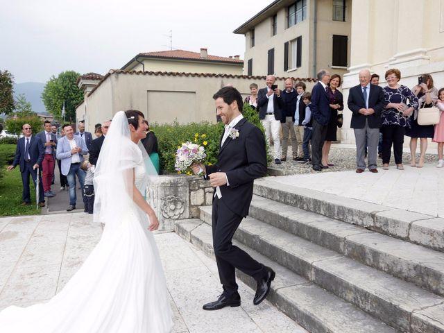 Il matrimonio di Alberto e Silvia a Muscoline, Brescia 9