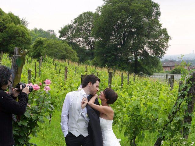 Il matrimonio di Alberto e Silvia a Muscoline, Brescia 23