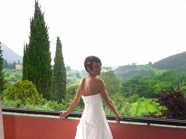 Il matrimonio di Alberto e Silvia a Muscoline, Brescia 4