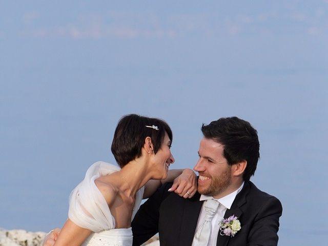 Il matrimonio di Alberto e Silvia a Muscoline, Brescia 30