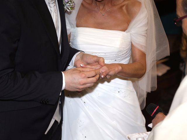 Il matrimonio di Alberto e Silvia a Muscoline, Brescia 13