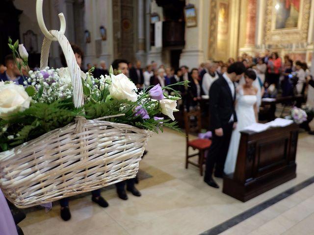 Il matrimonio di Alberto e Silvia a Muscoline, Brescia 11
