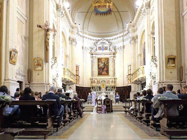 Il matrimonio di Alberto e Silvia a Muscoline, Brescia 10
