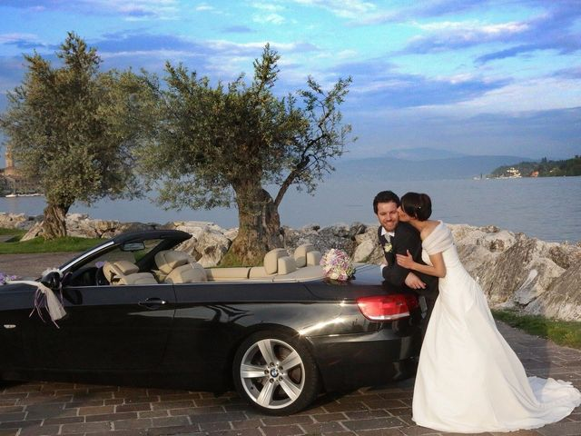 Il matrimonio di Alberto e Silvia a Muscoline, Brescia 31