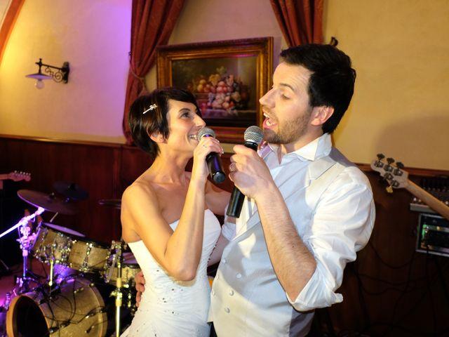 Il matrimonio di Alberto e Silvia a Muscoline, Brescia 29