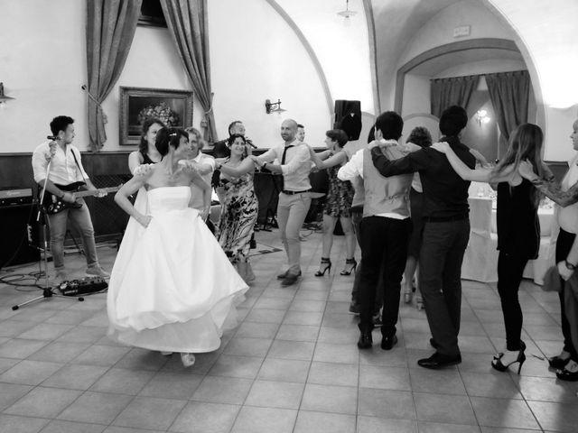 Il matrimonio di Alberto e Silvia a Muscoline, Brescia 28
