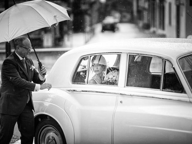 Il matrimonio di Alessandro e Alessandra a Carvico, Bergamo 14
