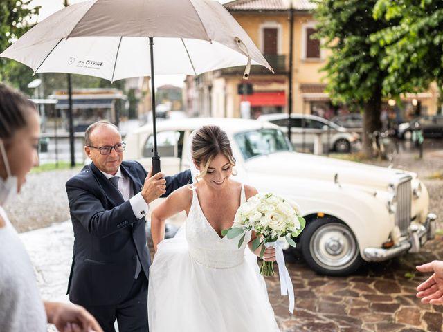 Il matrimonio di Alessandro e Alessandra a Carvico, Bergamo 15