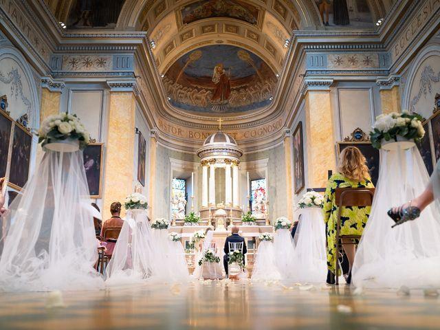 Il matrimonio di Alessandro e Alessandra a Carvico, Bergamo 17