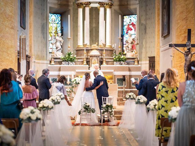 Il matrimonio di Alessandro e Alessandra a Carvico, Bergamo 20