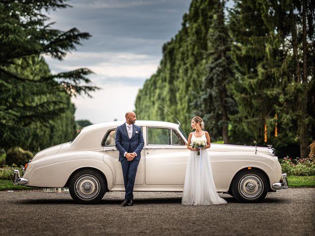 Il matrimonio di Alessandro e Alessandra a Carvico, Bergamo 23