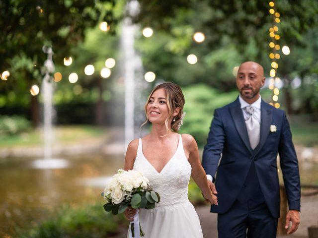 Il matrimonio di Alessandro e Alessandra a Carvico, Bergamo 30