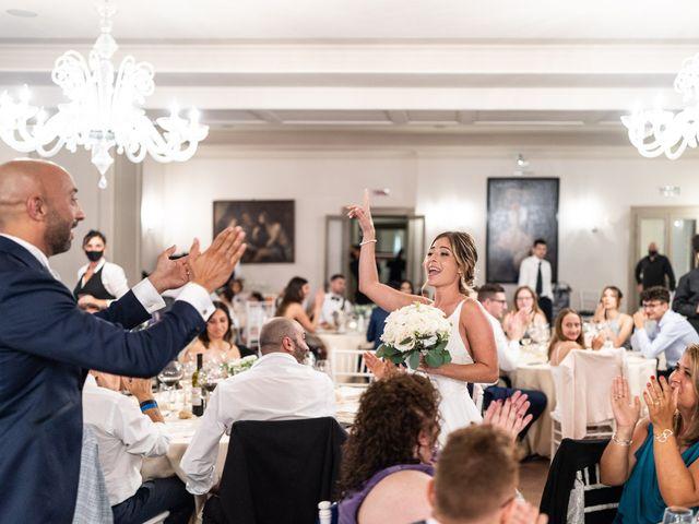 Il matrimonio di Alessandro e Alessandra a Carvico, Bergamo 35