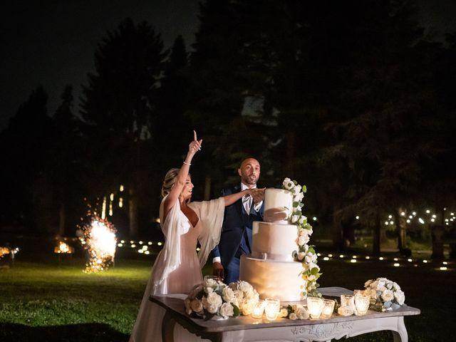 Il matrimonio di Alessandro e Alessandra a Carvico, Bergamo 39