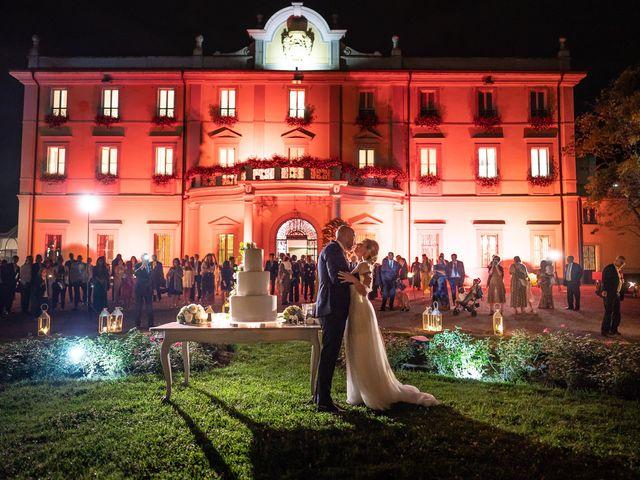 Il matrimonio di Alessandro e Alessandra a Carvico, Bergamo 40