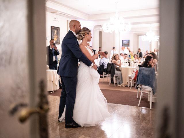 Il matrimonio di Alessandro e Alessandra a Carvico, Bergamo 43