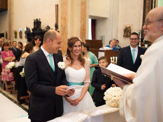 Il matrimonio di Mirko e Alessandra a Como, Como 8