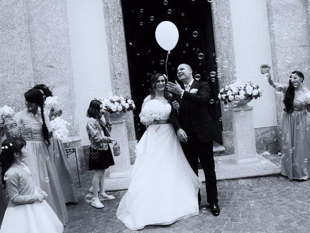 Il matrimonio di Mirko e Alessandra a Como, Como 13