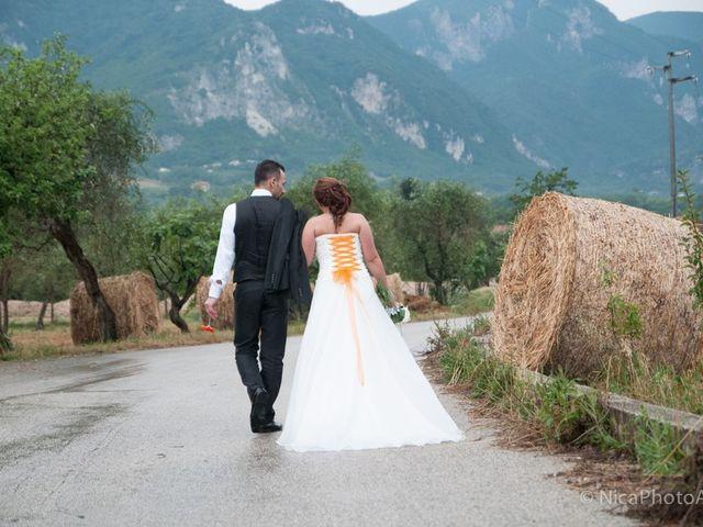 Il matrimonio di Marcello e Raffaella a Contursi Terme, Salerno 54