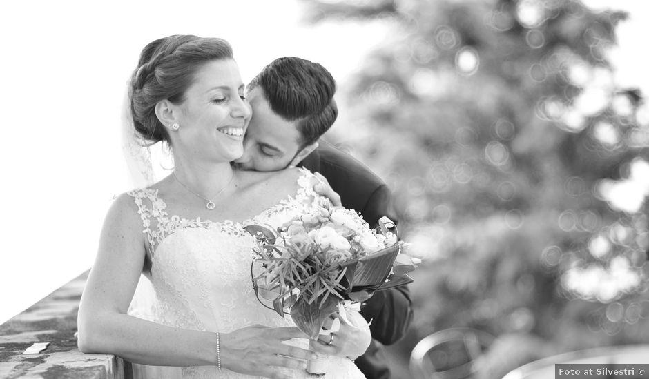 Il matrimonio di Marco e Giulia a Montemurlo, Prato