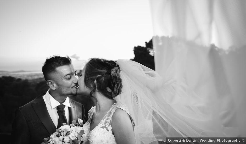 Il matrimonio di Valentino e Debora a Maracalagonis, Cagliari