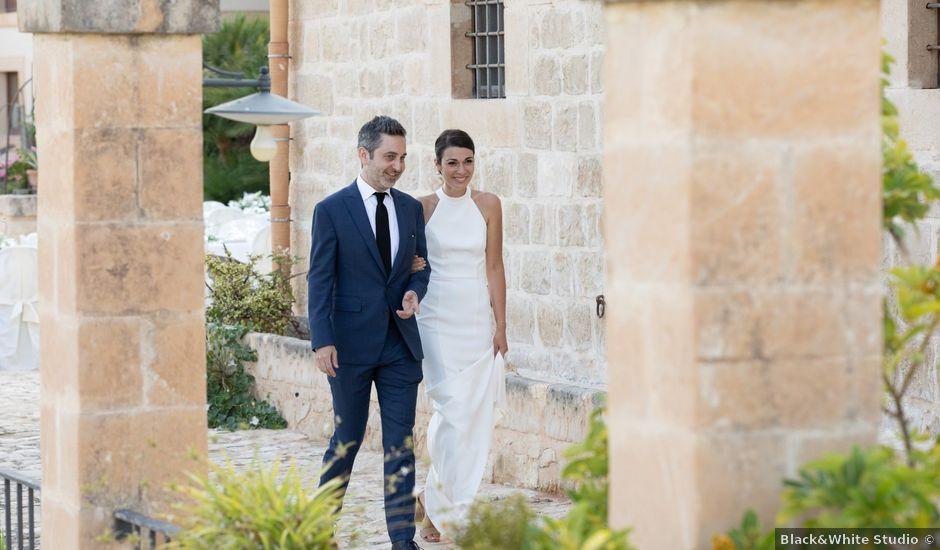 Il matrimonio di Michael e Jennifer a Ragusa, Ragusa