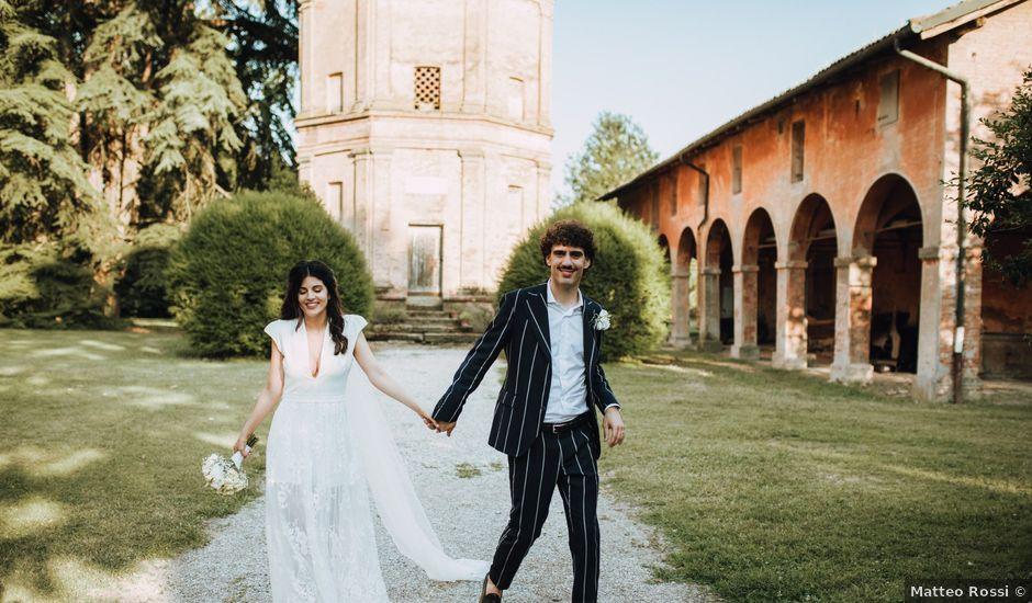 Il matrimonio di Piero e Giorgia a Minerbio, Bologna