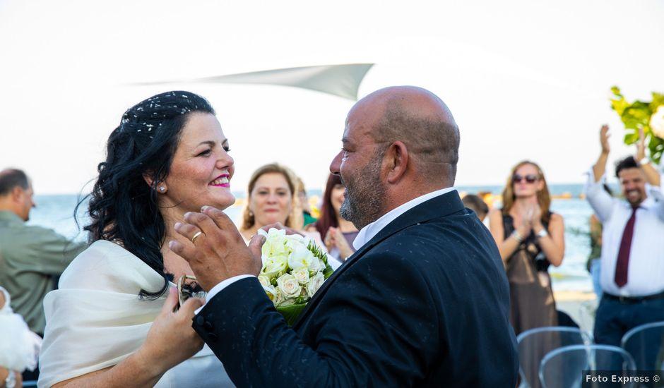 Il matrimonio di Marcello e Ervis a Comacchio, Ferrara