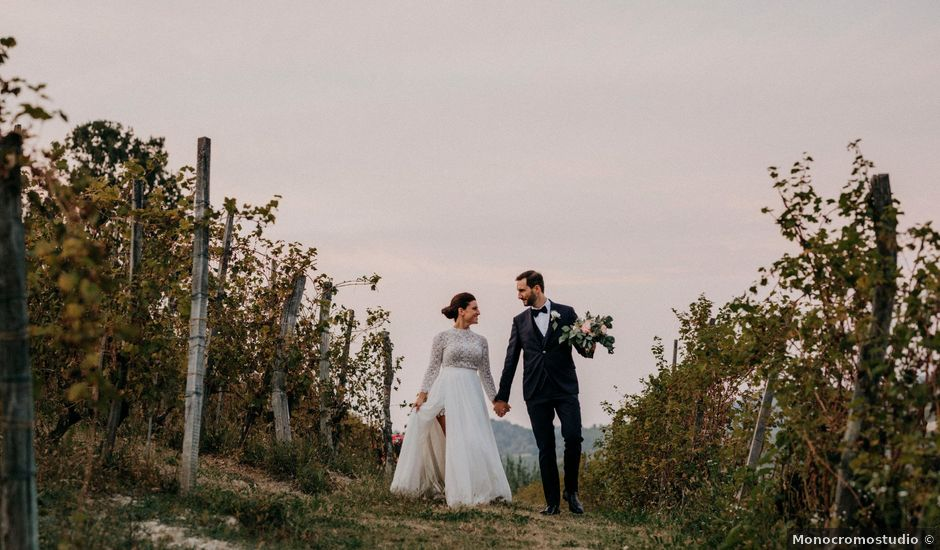 Il matrimonio di Armando e Alessia a Castelnuovo Don Bosco, Asti