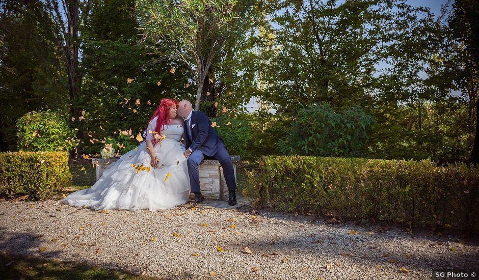 Il matrimonio di Yuri e Arianna a Torre di Mosto, Venezia