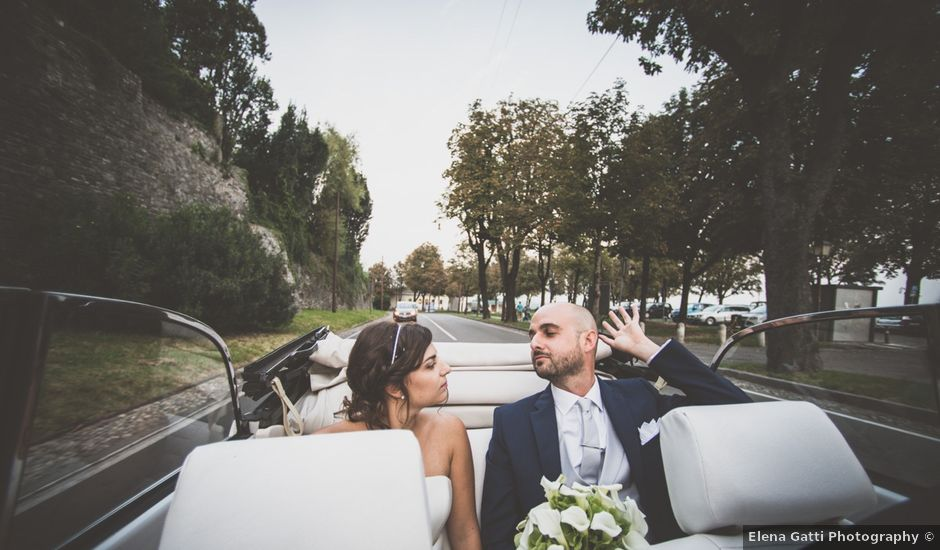 Il matrimonio di Stefano e Roberta a Bergamo, Bergamo