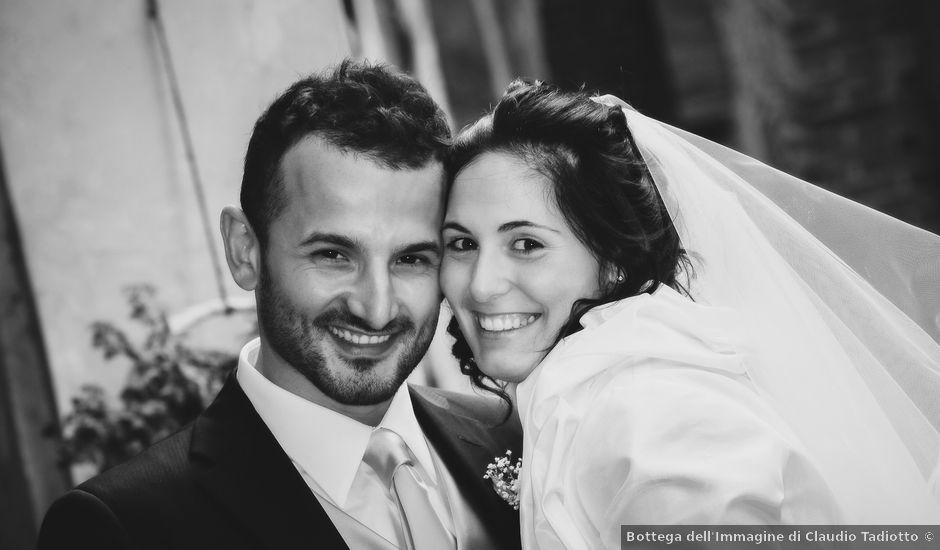 Il matrimonio di Marco e Laura a Asolo, Treviso