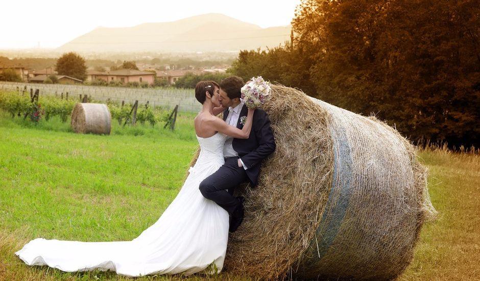 Il matrimonio di Alberto e Silvia a Muscoline, Brescia