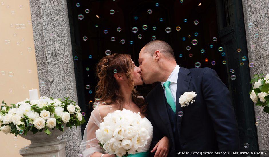 Il matrimonio di Mirko e Alessandra a Como, Como