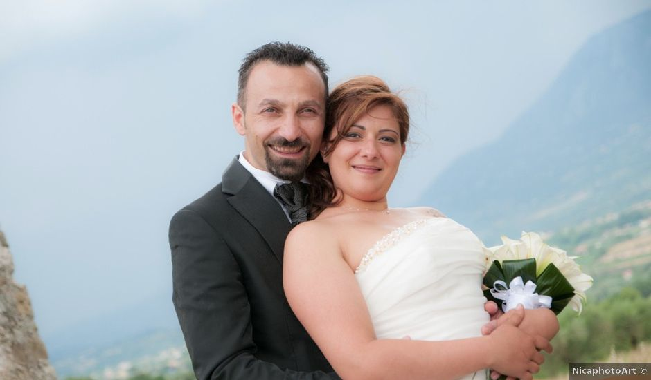 Il matrimonio di Marcello e Raffaella a Contursi Terme, Salerno