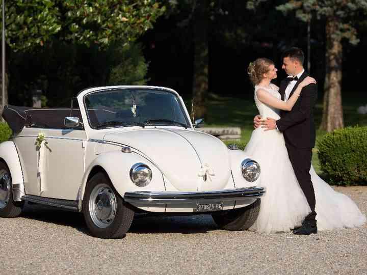 Le nozze di Silvia e Luca