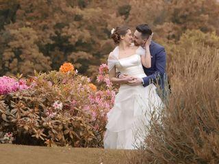 Le nozze di Virginia e Marco