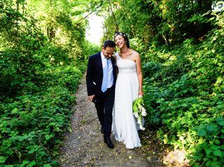 Le nozze di Humi e Luca