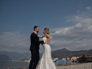 Il matrimonio di Emanuele e Klorela a Seriate, Bergamo 101