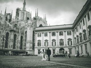 Le nozze di Sara e Francesco