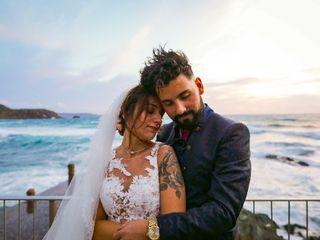 Le nozze di Loredana  e Elia
