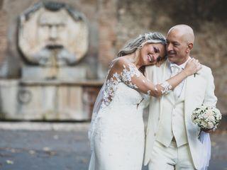 Le nozze di Fabrizio e Roberta