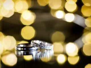 Le nozze di Cindy e Aubrey 1